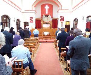 Clayton Methodist Church