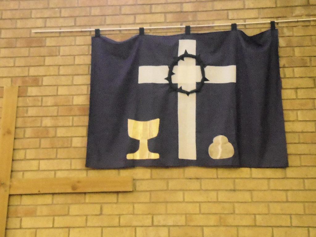 Crumpsall Lent banner