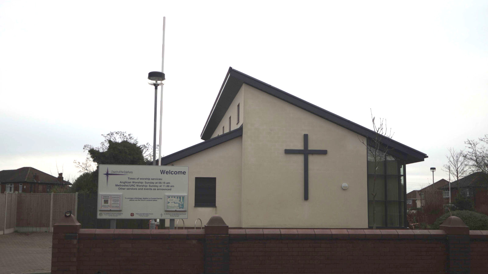 Edge Lane Methodist Church