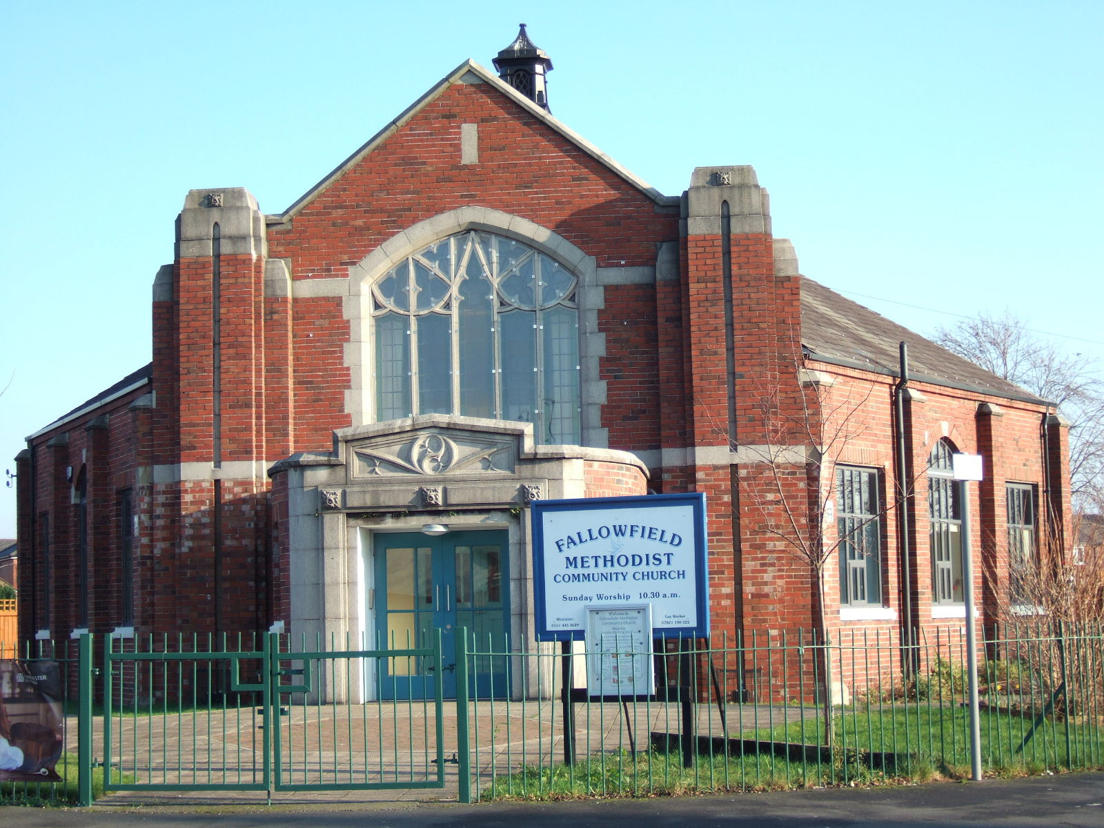 Fallowfield Methodist Community Church