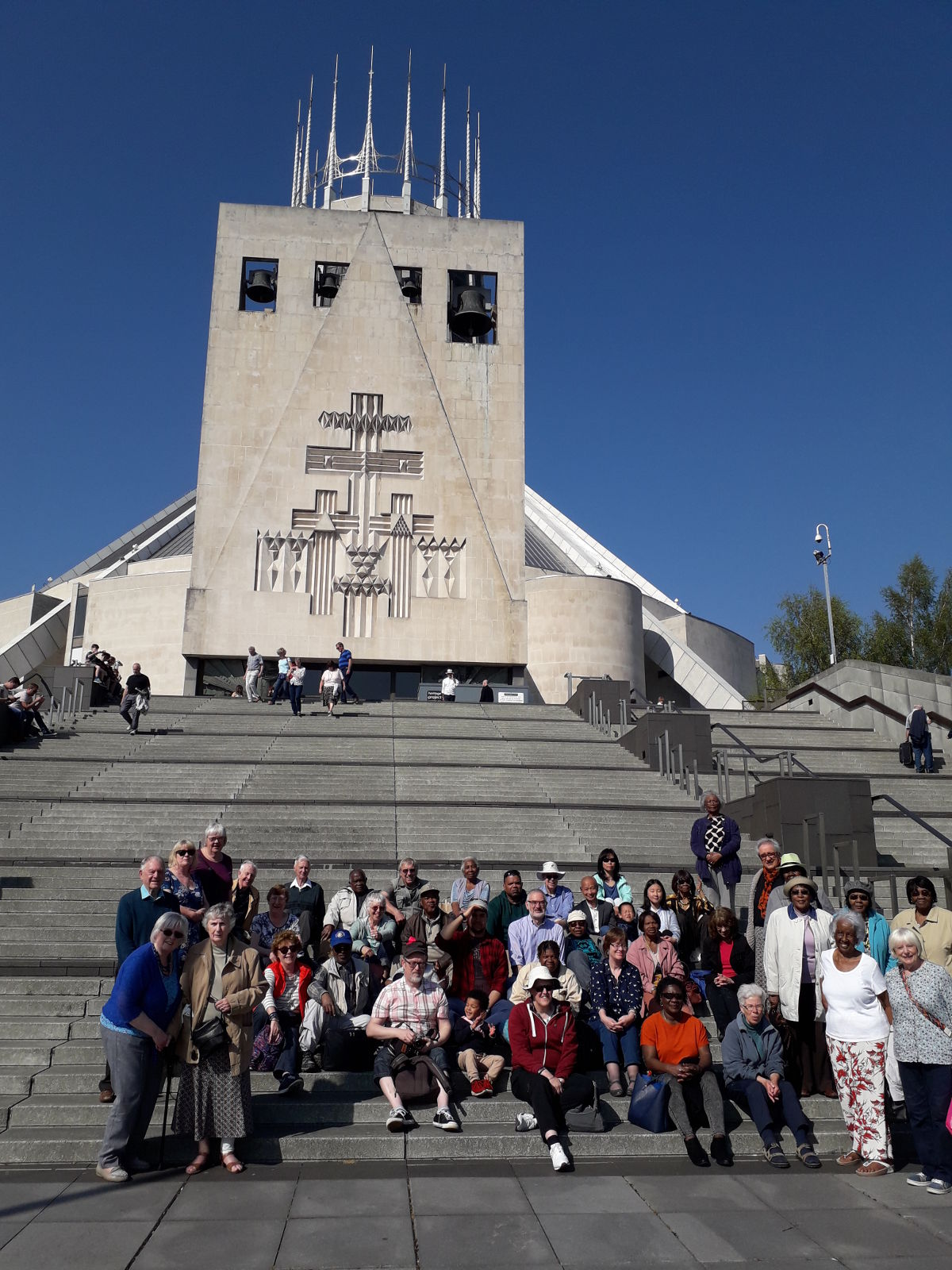 Manley Park at Liverpool Catholic Cathedral
