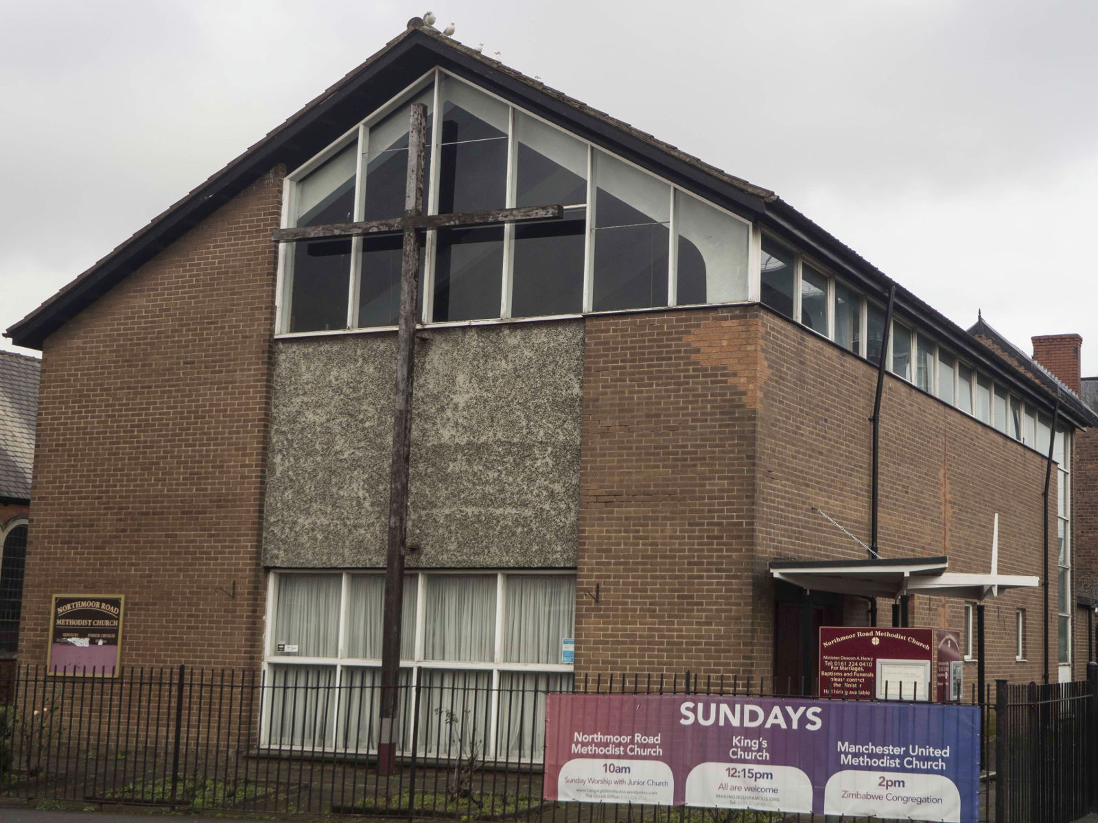 Northmoor Road Methodist Church
