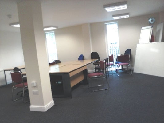 Wesley Centre community room for hire